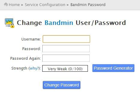 Bandim Password