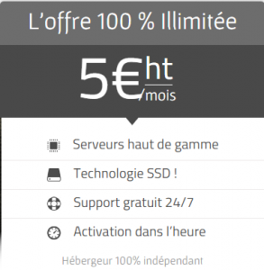 offre unique o2switch